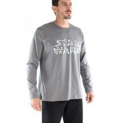 Πυτζάμα Minerva Star Wars - 100% Βαμβάκι Interlock - Μεταξοτυπία - Hot Pick 18
