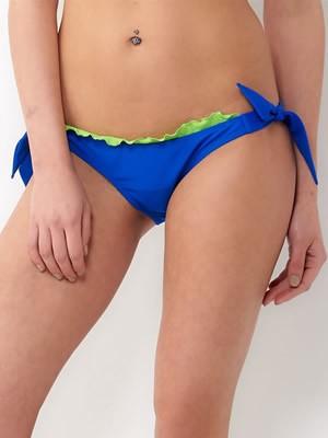 Μαγιό Bikini CLUB NEUF Κανονικό Χαμηλό - Σούρα Πίσω