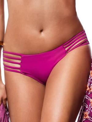 Μαγιό Bluepoint Bikini Σλιπ Κανονικό Ψηλοκάβαλο - Ανοίγματα Μπροστά