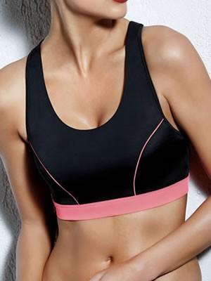 Σουτιέν DORINA Αθλητικό Πλάτη Χ - Μεσαίας Άθλησης με Ενίσχυση