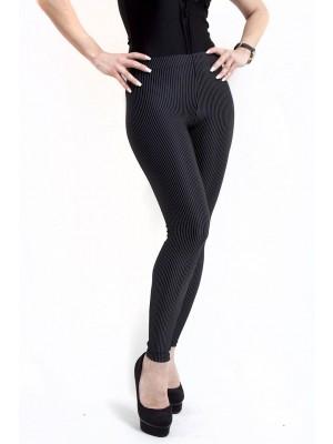 Κολάν Παντελόνι Hyper Ριγέ - Γυαλιστερό - Πολύ Ελαστικό & Απαλό
