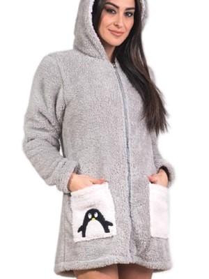 Ρόμπα Homewear Karelpiu – Απαλό & Ζεστό Fleece  – Χειμώνας 2017-18