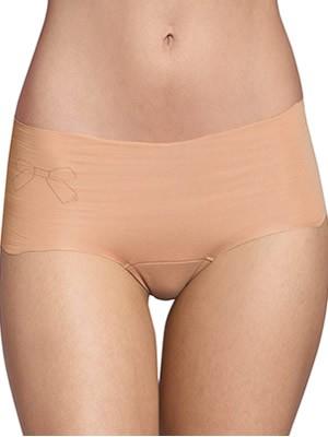Sloggi Σλιπ LIGHT Cotton Short - Αόρατο Κάτω από τα Ρούχα - Laser Cut
