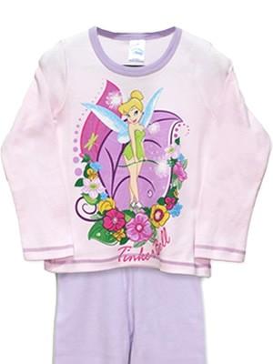 Παιδική Πυτζάμα Minerva Disney TINKERBELL - 100% αγνό βαμβάκι Interlock