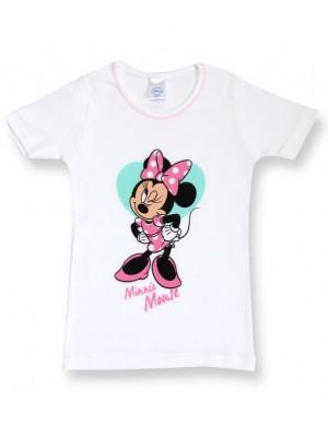 T-Shirt Φανέλα Minerva MINNIE MINCING για κορίτσι - 100% Αγνό Βαμβάκι