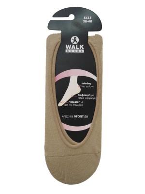 Αντρικό Σοσόνι WALK Easygoing βαμβακερό πολύ χαμηλό - σουμπά