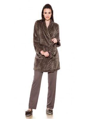 Ρόμπα Πολυτελείας HARMONY - Ζεστό Απαλή Fleece Γούνα