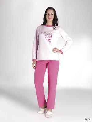 Jeannette Fleece Πυτζάμα-Homewear
