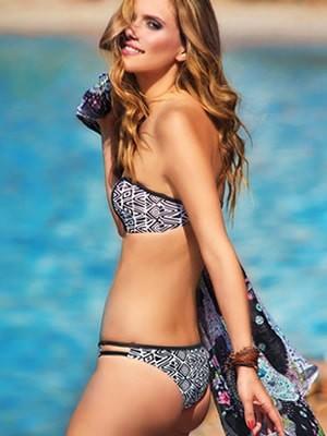Μαγιό Set Club Neuf - Push Up Strapless & Brazilian Bikini - Καλοκαίρι 2017