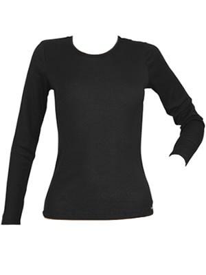 Minerva Γυναικεία Ισοθερμική Αθλητική  μπλούζα-φανέλα με Μακρύ Μανίκι