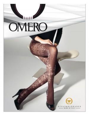 OMERO Bachata Καλσόν Πολυτελείας Αδιάφανο 50 Den ποιoτική ελαστική Microfibra