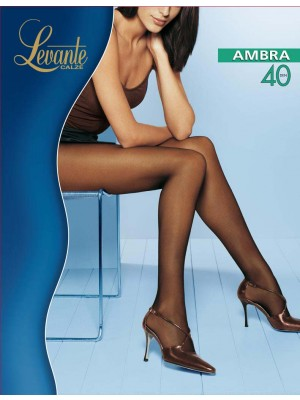 Levante Ambra 40 Καλσόν Πολυτελείας Lycra Μετάξι Μεσαίο Πάχος