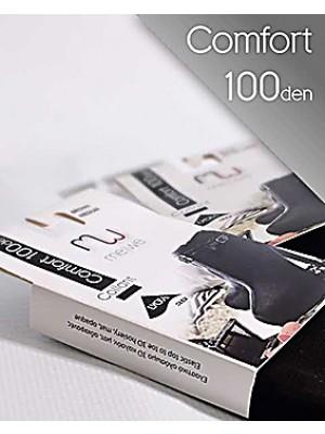 Καλσόν MEWE COMFORT - Αδιάφανο Opaque 100Den