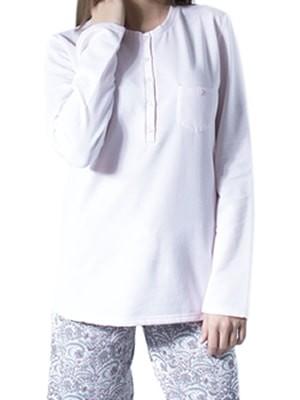 Πυτζάμα Homewear HARMONY - 100% Bαμβάκι Interlock - Απαλή - Χειμώνας 2017-18