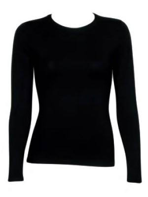 Minerva Fimelle Modal Γυναικείο Top - Μακρύ Μανίκι  - Πολύ Απαλό - Ελαστικό