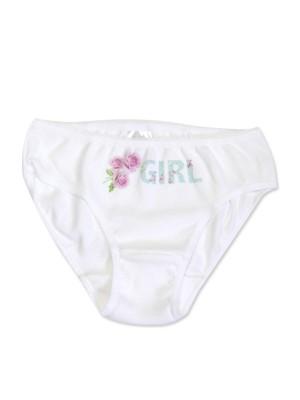 Σλιπς Minerva CHARMING STYLE για κορίτσι - Floral Dots Σχέδιο - 100% Αγνό Βαμβάκι