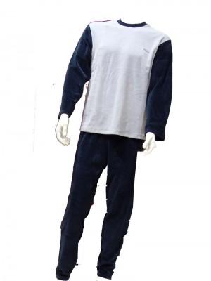 Palco Αντρική  Βελουτέ Πυτζάμα - Φόρμα Homewear