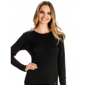 Minerva Γυναικεία Ισοθερμική Αθλητική μπλούζα-φανέλα με Μακρύ Μανίκι 4cb4b43ca15