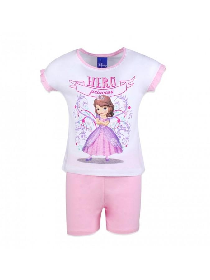 Πυτζάμα Minerva Disney Hero Princess Sofia - 100% Βαμβάκι ... 8fff1bdb818