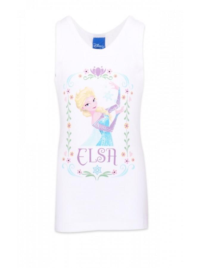 f21d37dea18 Παιδική Φανέλα Μινέρβα Elsa Frozen με Φαρδιά Τιράντα - για κορίτσι