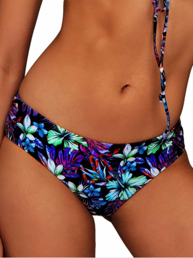 ffdf014f2af Περισσοτερες Οψεις. Μαγιό BLU4U Purple Tropics Bikini Κανονικό - Χωρίς  Ραφές - Καλοκαίρι 2019
