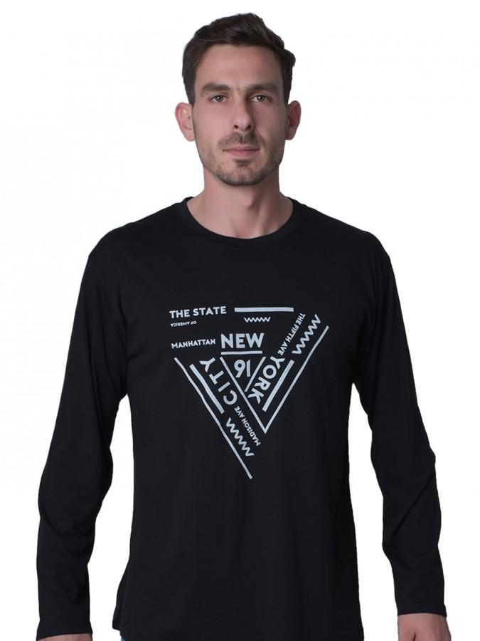 Περισσοτερες Οψεις. Ανδρική Μπλούζα Homewear Harmony - 100% Βαμβακερή - Χειμώνας  2018 19 521f48d62d0