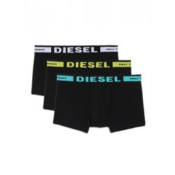 DIESEL Kory Boxer - Ελαστικό Βαμβάκι - Logo Diesel - Πακέτο με 3 - Καλοκαίρι 2021