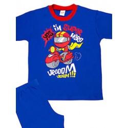 Παιδική Πυτζάμα MINERVA Super Hero - 100% Αγνό Βαμβάκι - Smart Choice SS21