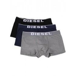 DIESEL DAMIEN Boxers - Ελαστικό Βαμβάκι - Πακέτο με 3 - Καλοκαίρι 2019