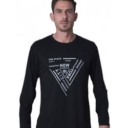 Ανδρική Μπλούζα Homewear Harmony - 100% Βαμβακερή - Χειμώνας 2018/19