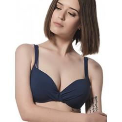 Μαγιό LUNA Blue Sense Bra για Μεγάλο Στήθος - Ενίσχυση & Μπανέλα - Καλοκαίρι 2019