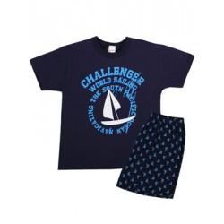 Παιδική Πυτζάμα MINERVA Challenger - 100% Αγνό Βαμβάκι - Καλοκαίρι 2019