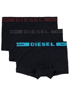 Diesel Kory Boxers – Πακέτο με 3 – Έντονα Χρώματα