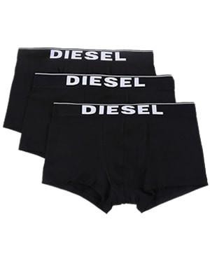 Diesel ONTGA Boxers - Πακέτο με 3 - Logo Diesel - Καλοκαίρι 2018