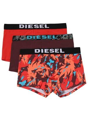 Diesel Shawn Boxers – Ελαστικό Βαμβάκι -  3τεμ