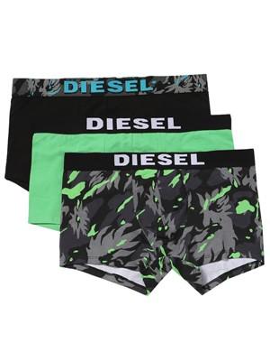 Diesel Shawn Boxers – Ελαστικό Βαμβάκι - Πακέτο με 3