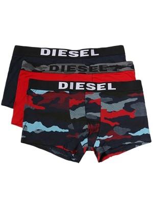 Diesel Shawn Boxers – Πακέτο με 3 – Army Look