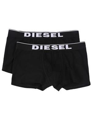 Diesel DAMIEN Boxers - Logo Diesel - Πακέτο με 2