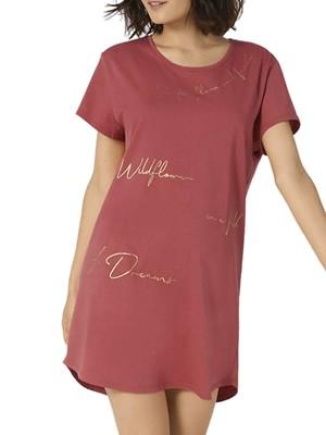 Νυχτικό TRIUMPH Nightdresses NDK01 - 100% Βαμβακερό - Καλοκαίρι 2021