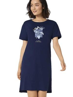 Νυχτικό TRIUMPH Nightdresses NDK10 M008 - 100% Βαμβακερό - Καλοκαίρι 2021
