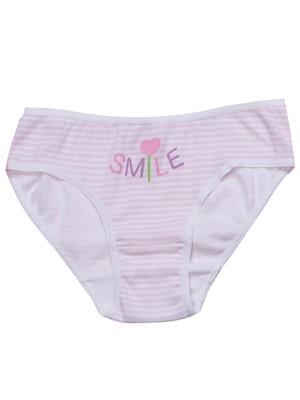 Παιδικό-Εφηβικό Σλιπ MINERVA Smile - 100% Αγνό Βαμβάκι