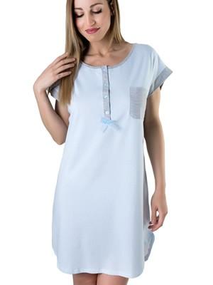 Νυχτικό MINERVA Shirt - 100% Βαμβακερό - Νέα Μαμά - Hot Pick SS19