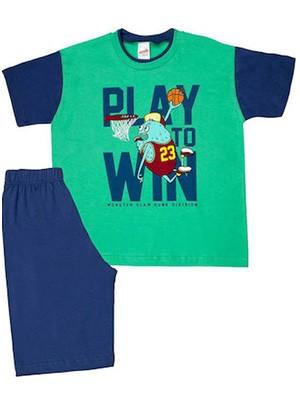 Παιδική Πυτζάμα MINERVA Play To Win - 100% Αγνό Βαμβάκι - Smart Choice SS21