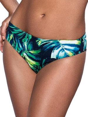 Μαγιό Bluepoint Bikini Tai Tropical - Κανονικό Φαρδύ Πίσω - Χωρίς Ραφές