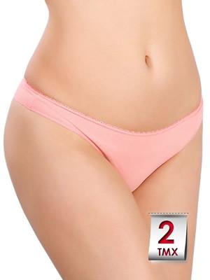 Miss Minerva Bikini Cotton Feel - Κανονικό Κοφτό  - 2 Τεμάχια - Απαλό Βαμβάκι