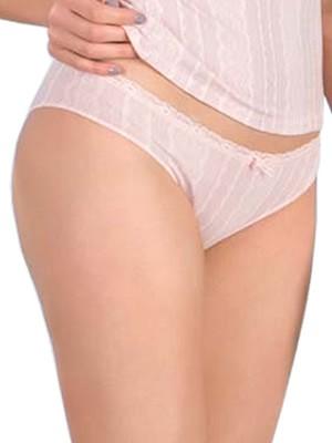 Minerva Γυναικείο Bikini Κανονικό FIMELLE ELLEGANCE - Φυτικό Modal & Δαντέλα  - Καλοκαίρι 2018