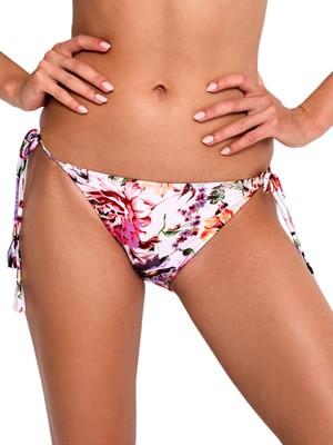 Μαγιό Blu4u Romantic Floral Bikini Κανονικό - Δένει στο Πλάι