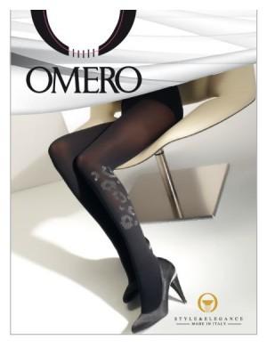 OMERO Moresca Καλσόν Πολυτελείας Opaque από ποιοτική Microfibra