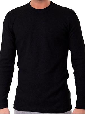 Apple Ανδρική Μπλούζα -100% Αγνό Βαμβάκι - Μακρύ Μανίκι