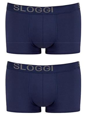 Sloggi Men Avenue Hipster Slip  - Πακέτο με 2